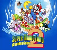 Super Mario Land 2: 6 Golden Coins