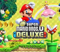 New Super Mario Bros.™ U Deluxe